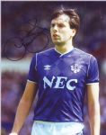 Graeme Sharp, Football, Genuine Signed Autograph